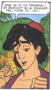Aladin Ist Zurück Um Zu Ficken