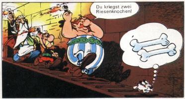 Asterix ägypten